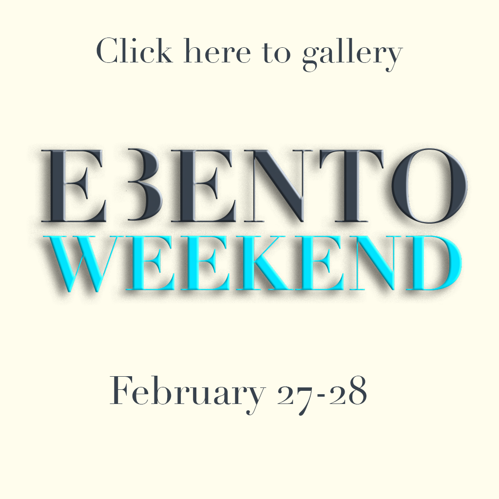 Ebento weekend sales february 27-28
